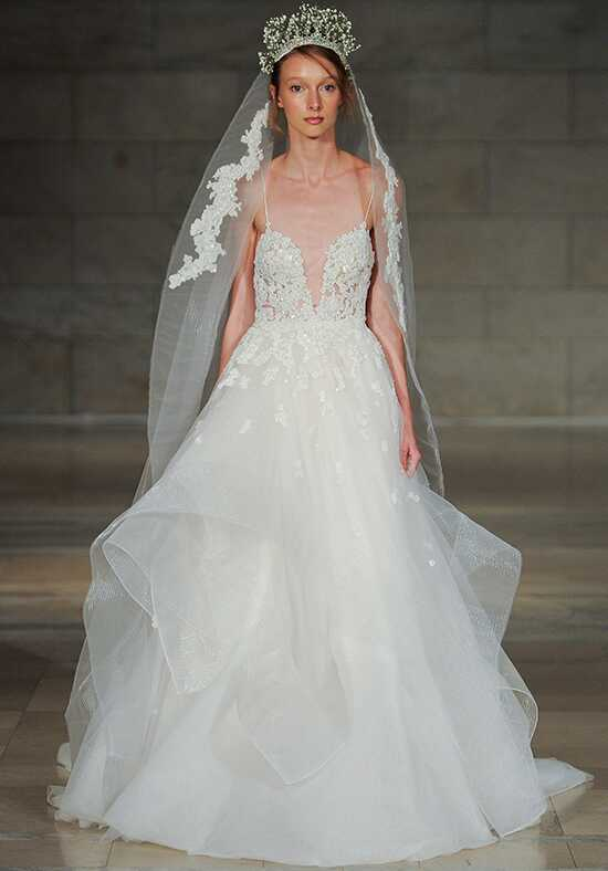 Reem Acra Serendipity Ball Gown Wedding Dress