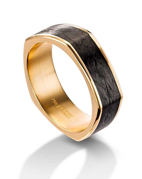 Furrer Jacot Wedding Bands 71-29090 Rose Gold Wedding Ring