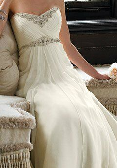 David Tutera for Mon Cheri 18255 Rhiannon A-Line Wedding Dress
