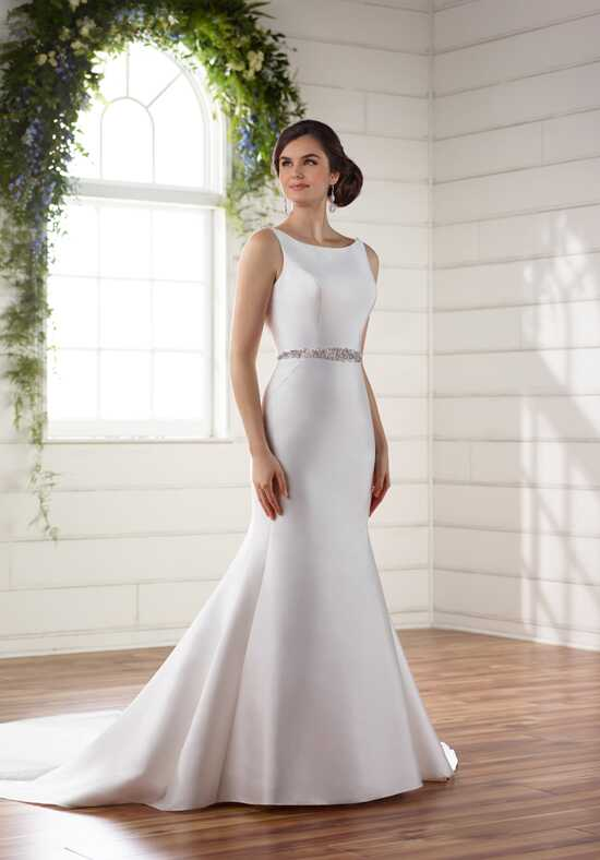 Essense of Australia D2235 Mermaid Wedding Dress