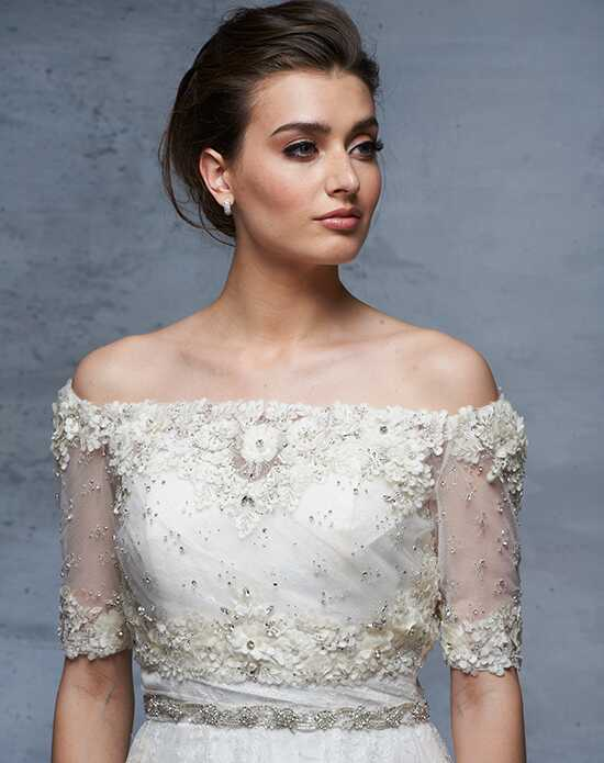 Blossom Veils & Accessories BL7250 Ivory Jacket