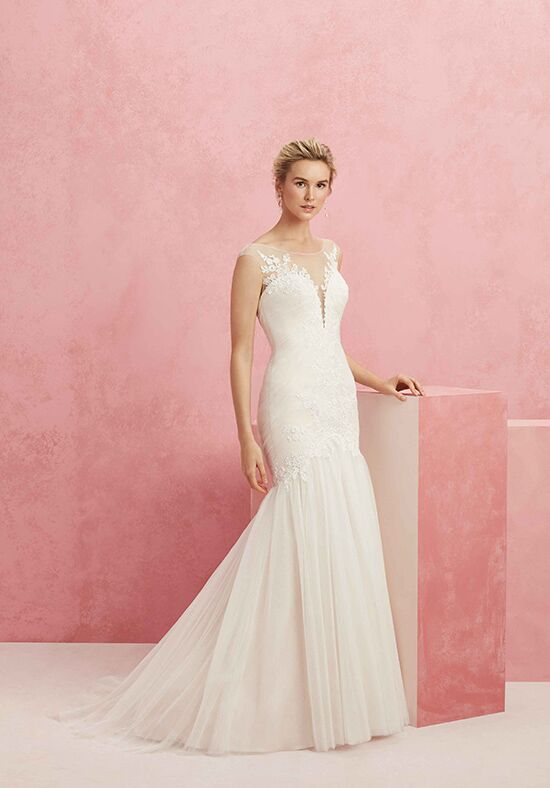 Beloved by Casablanca Bridal BL220 Bliss Mermaid Wedding Dress