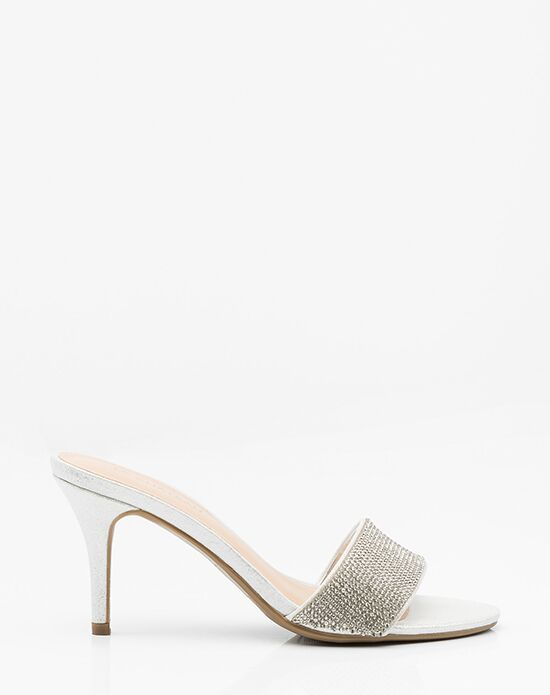 LE CHÂTEAU Wedding Boutique SHOES_363445_092 Gold, Pink, Silver, White, Grey, Champagne Shoe