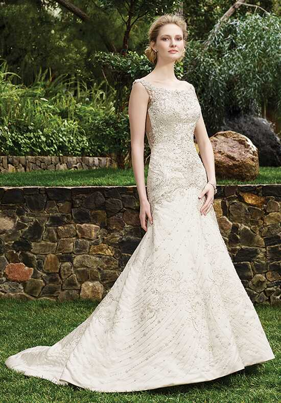 Casablanca Bridal 2263 Jasmine Mermaid Wedding Dress