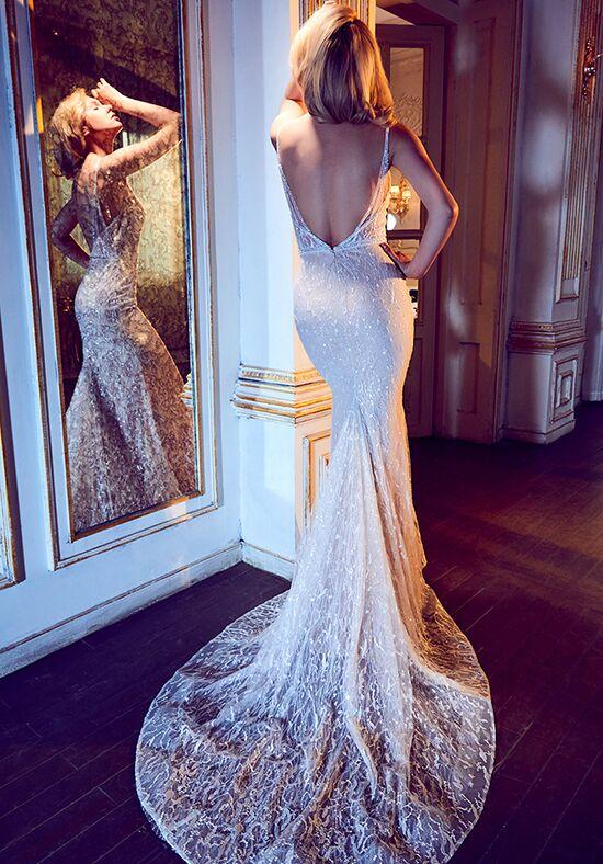 calla blanche 17252 as  carissa wedding dress