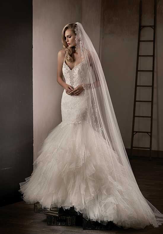 Jasmine Couture T192015 Mermaid Wedding Dress