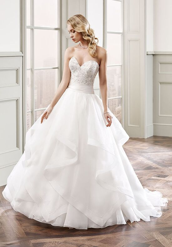 Eddy K MD 179 Ball Gown Wedding Dress