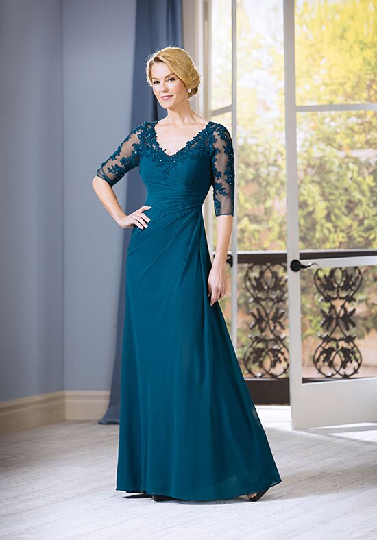 Jade J185058 Blue Mother Of The Bride Dress