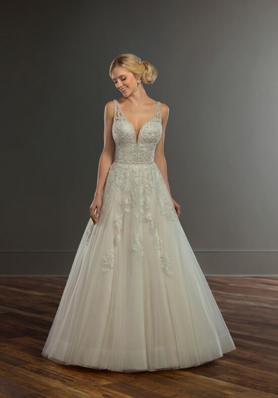 Martina Liana 954 Ball Gown Wedding Dress