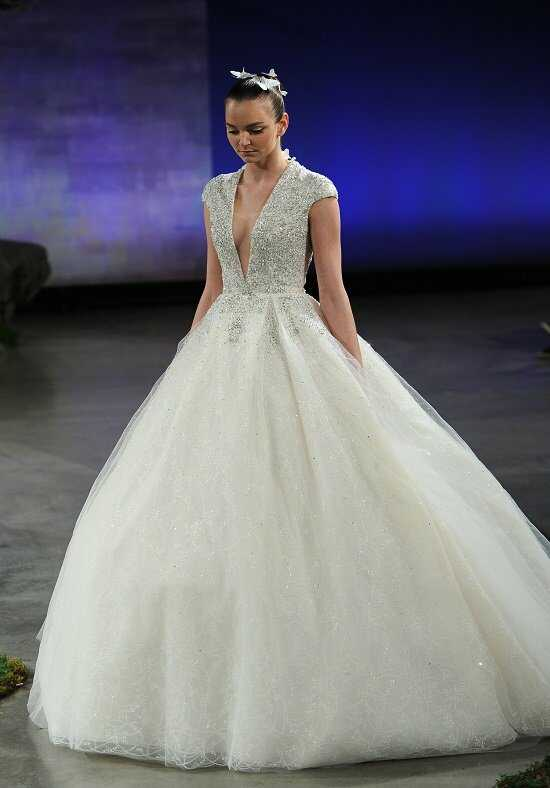 Ines Di Santo Fontanne Wedding Dress photo