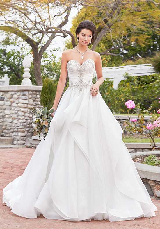 IVOIRE by KITTY CHEN NINA, V1815 Ball Gown Wedding Dress