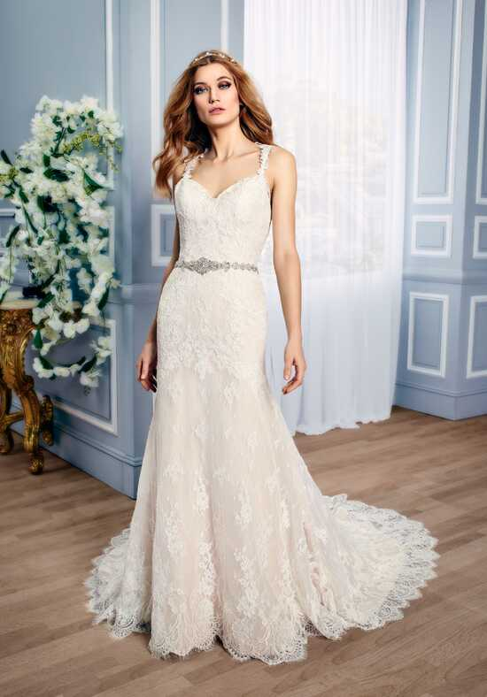 Moonlight Couture H1315 Mermaid Wedding Dress