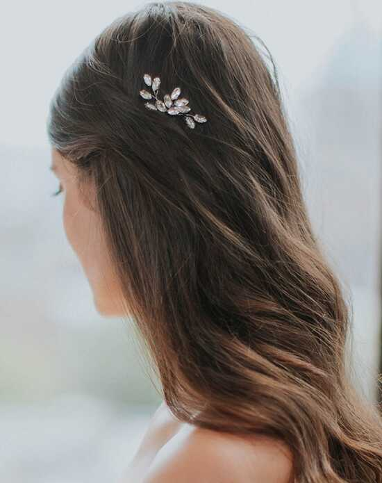 Davie & Chiyo | Hair Accessories & Veils Livia Hairpin Gold, Pink, Silver Pins, Combs + Clip