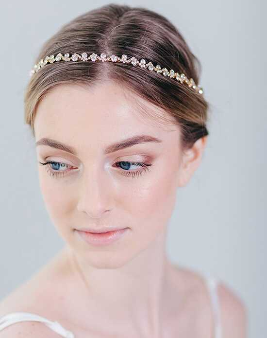 Davie & Chiyo | Hair Accessories & Veils Kleio Halo Gold, Pink, Silver Headband