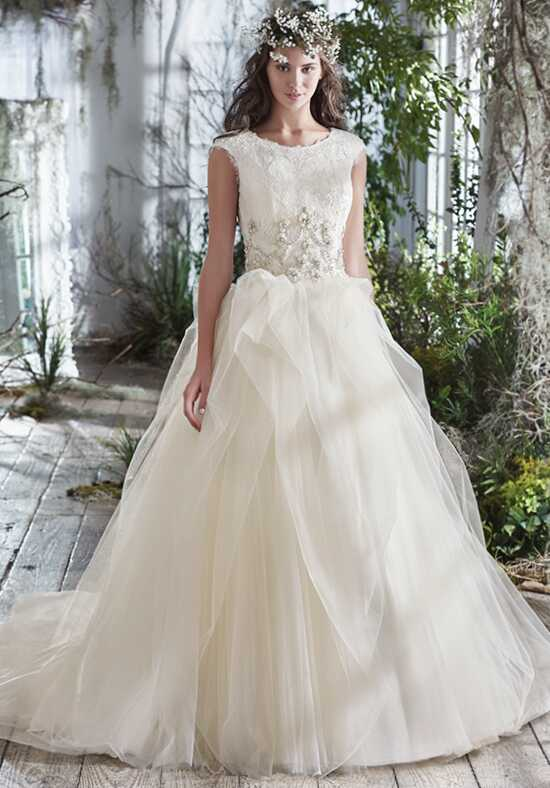 Maggie Sottero Aracella Marie Ball Gown Wedding Dress