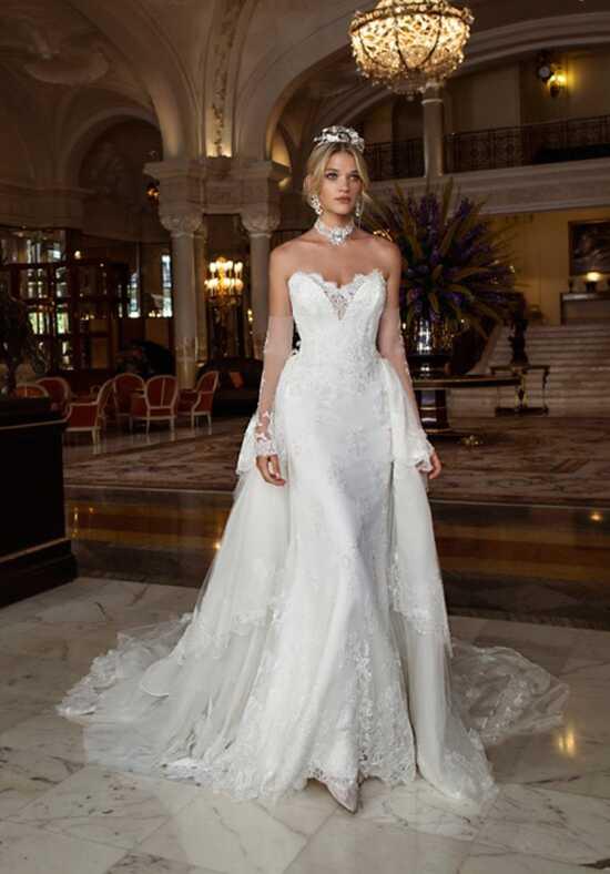 Mermaid Wedding Dresses Kent : Alessandra rinaudo collection barbarella mermaid wedding dress
