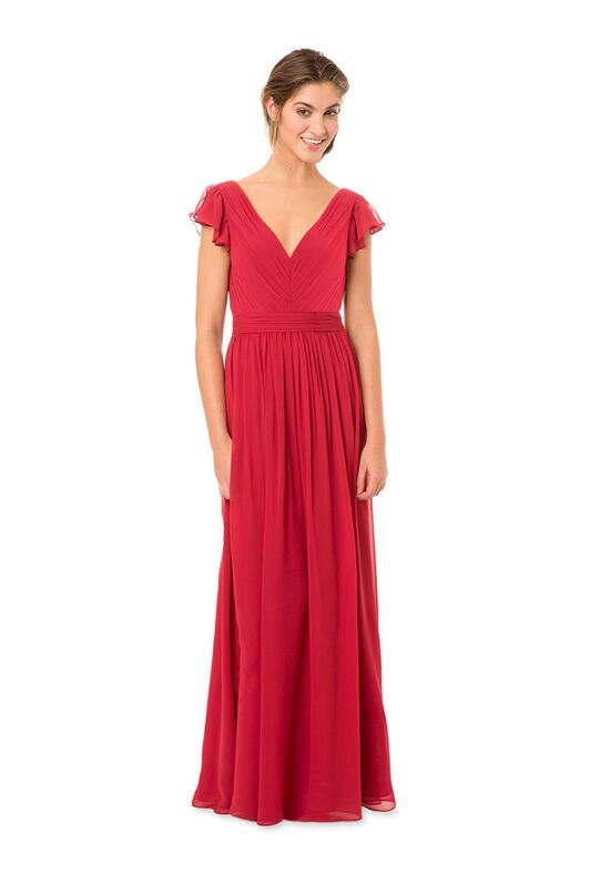 Bari Jay Bridesmaids 1550 V-Neck Bridesmaid Dress
