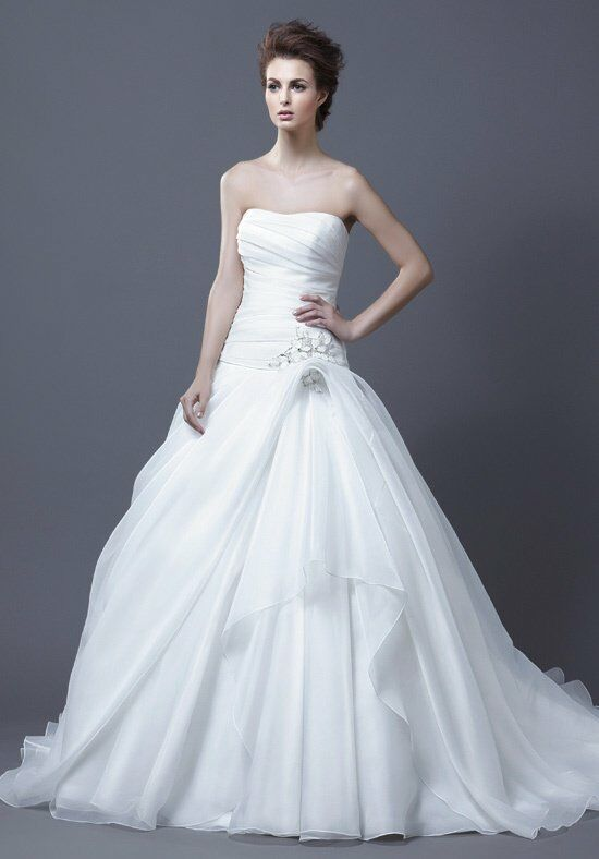 Enzoani hala wedding dress the knot for How do you preserve a wedding dress