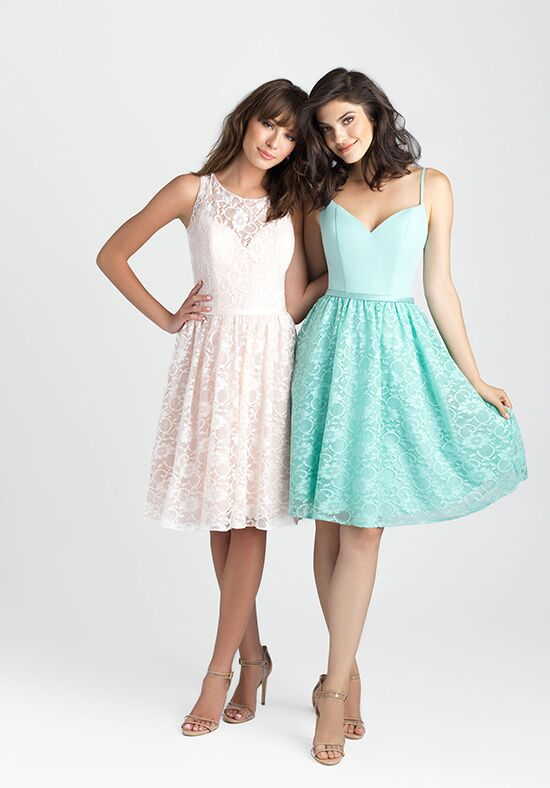 Allure Bridesmaids 1508 Sweetheart Bridesmaid Dress