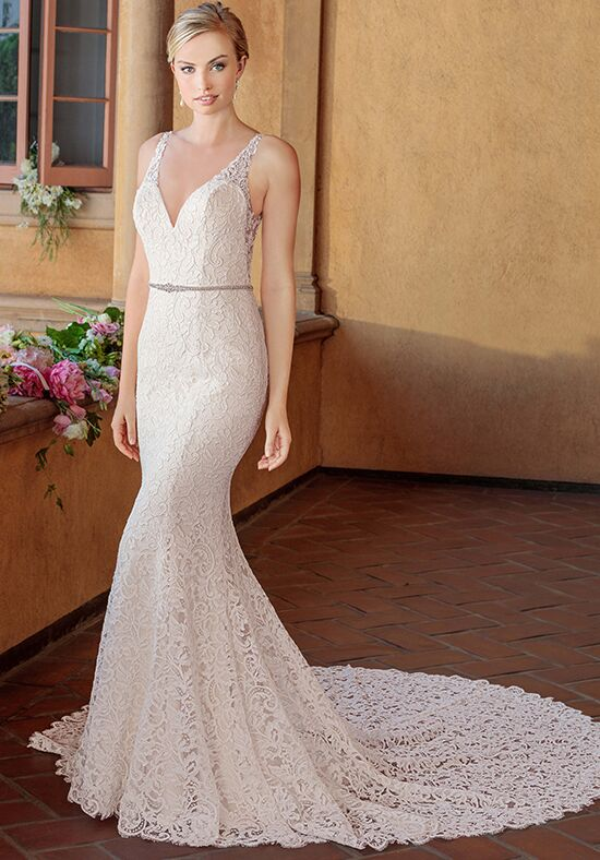 Casablanca Bridal 2319 Niki Mermaid Wedding Dress