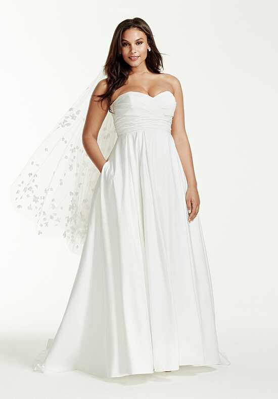 David's Bridal David's Bridal Collection Style 9WG3707 Wedding Dress photo