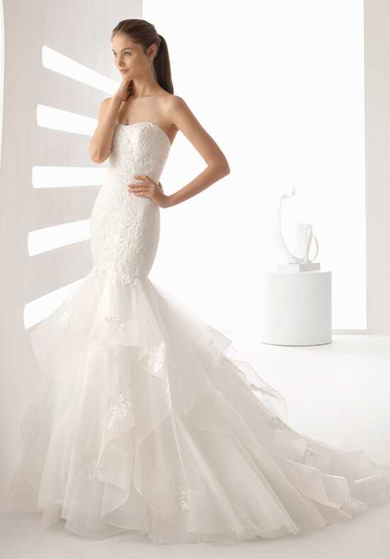 Rosa Clará Adonis Mermaid Wedding Dress