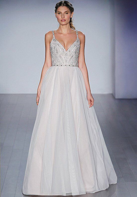 Hayley Paige 6510/Roxanne A-Line Wedding Dress