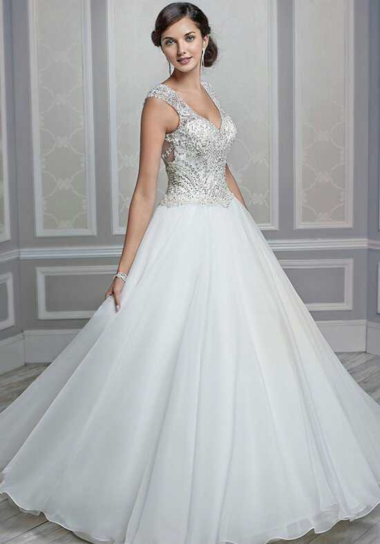 Kenneth Winston 1611 Ball Gown Wedding Dress