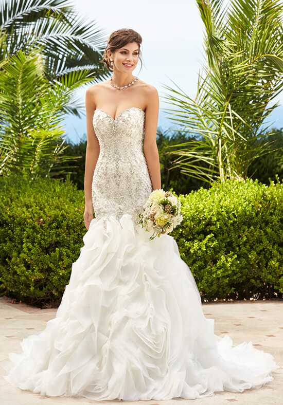 KITTYCHEN ARIEL, K1649 Mermaid Wedding Dress