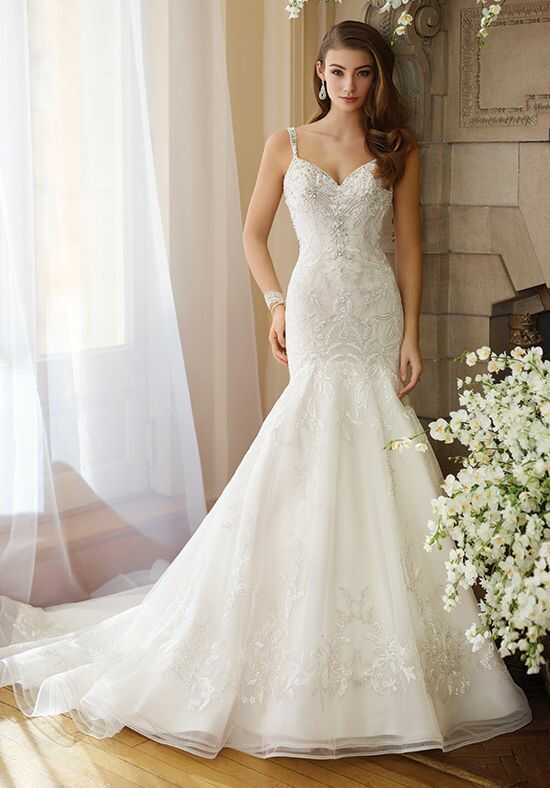 Martin Thornburg a Mon Cheri Collection 217208 Bess Mermaid Wedding Dress