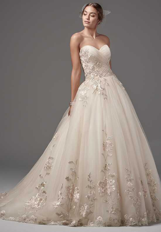 Sottero and Midgley Decadence Ball Gown Wedding Dress