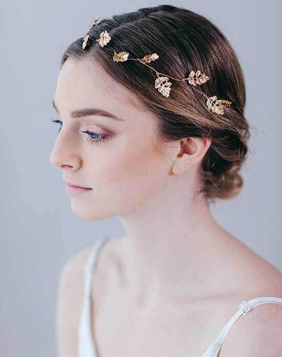 Gold Wedding Headbands