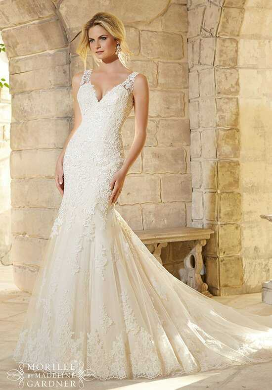 Morilee by Madeline Gardner 2773 Sheath Wedding Dress