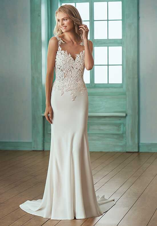 Jasmine Collection F201001 Mermaid Wedding Dress