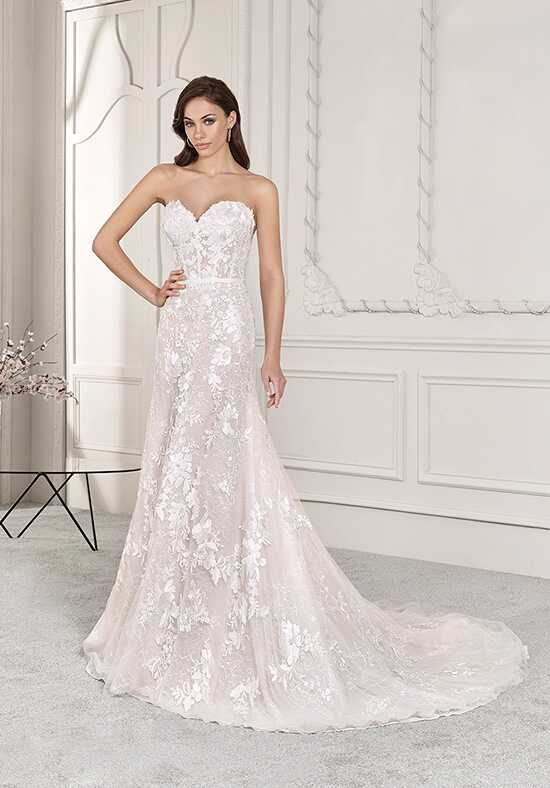 Demetrios 869 A-Line Wedding Dress