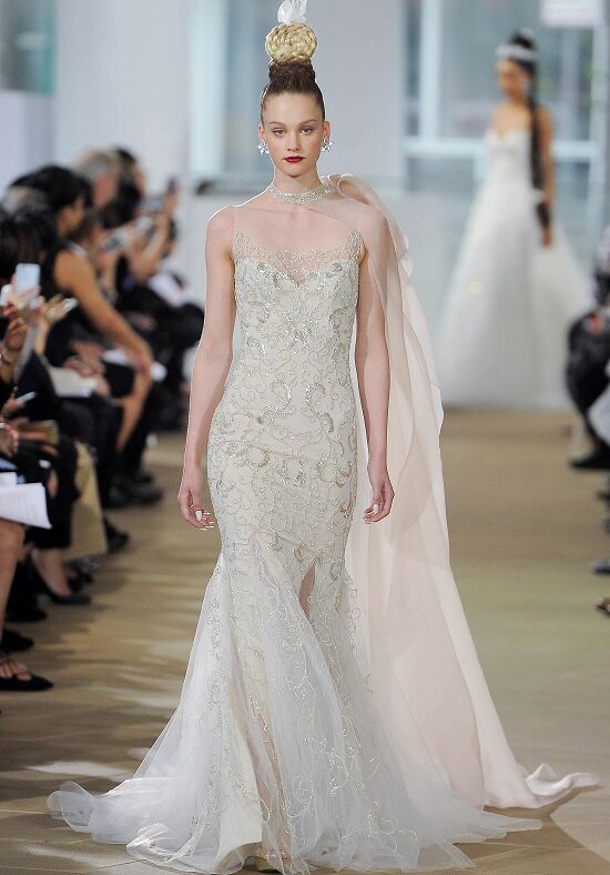 Ines Di Santo Ella Sheath Wedding Dress