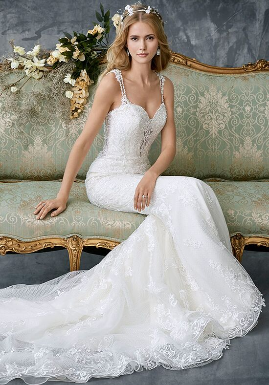 Kenneth Winston 1770 A-Line Wedding Dress