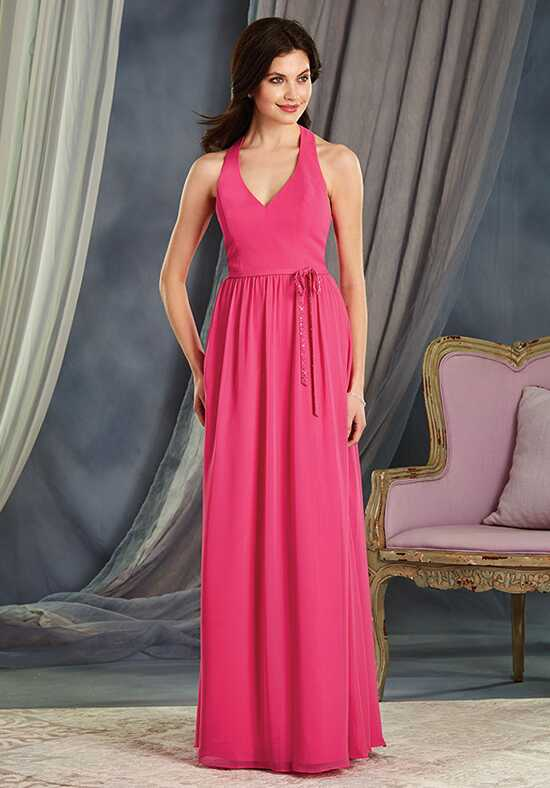Alfred Angelo Signature Bridesmaids Collection 7370L V-Neck Bridesmaid Dress