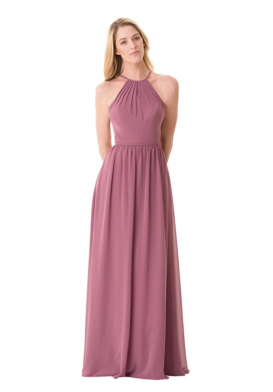 Bari Jay Bridesmaids 1679 Halter Bridesmaid Dress