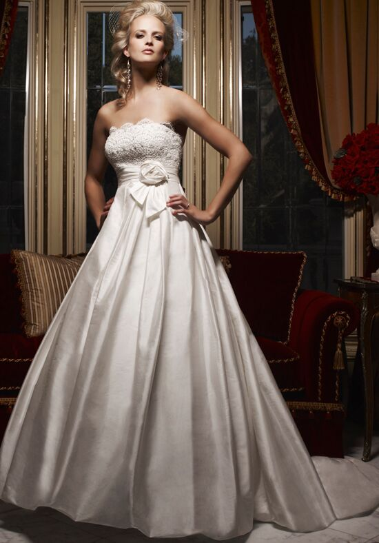 Amaré Couture B028 A-Line Wedding Dress