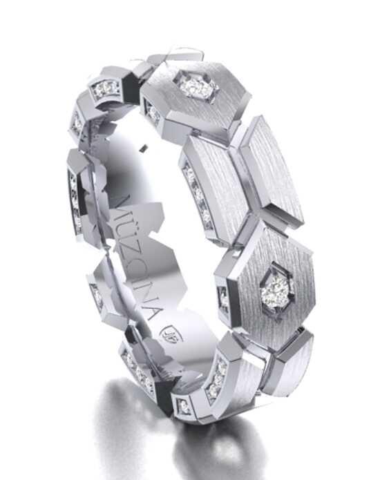 mzcina by jjbckar - Platinum Wedding Ring