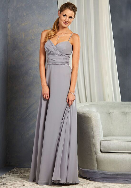 Alfred Angelo Signature Bridesmaids Collection 7382L Sweetheart Bridesmaid Dress