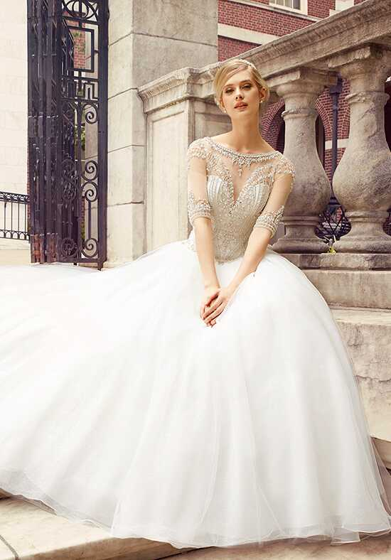 Val Stefani ZINNIA | D8128 Ball Gown Wedding Dress