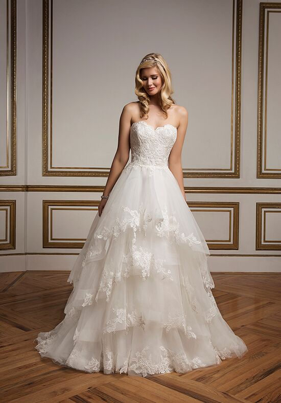 Justin Alexander 8823 Ball Gown Wedding Dress