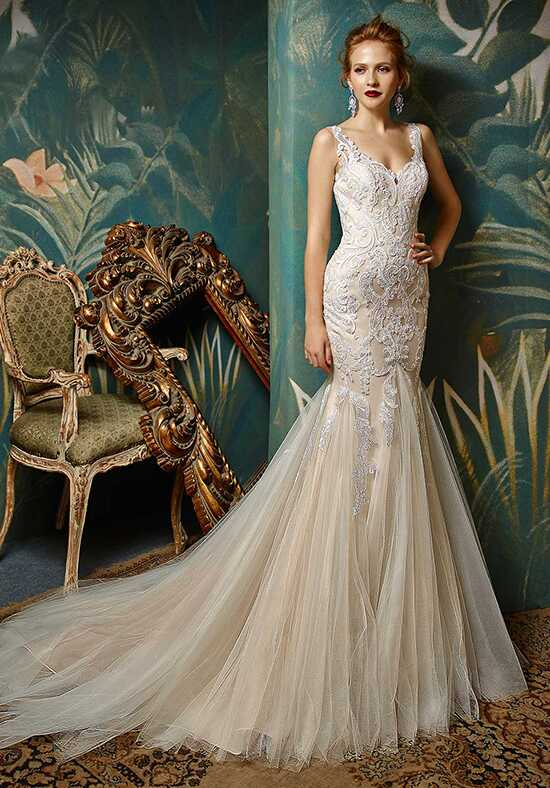 Blue by Enzoani Jazzy Mermaid Wedding Dress