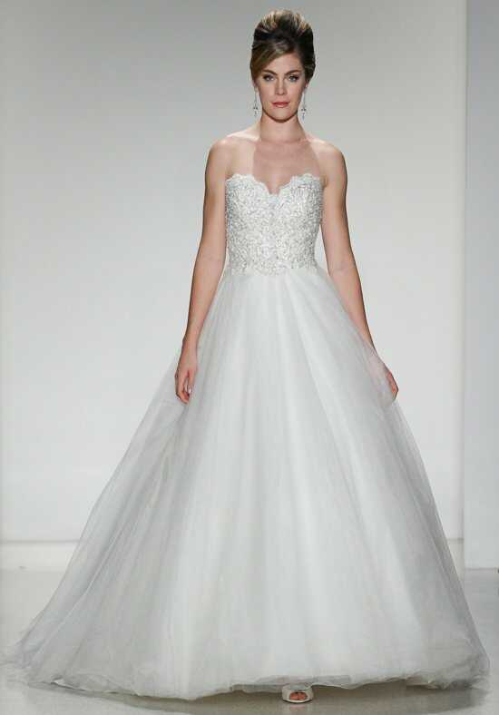 Matthew Christopher Sadie Ball Gown Wedding Dress