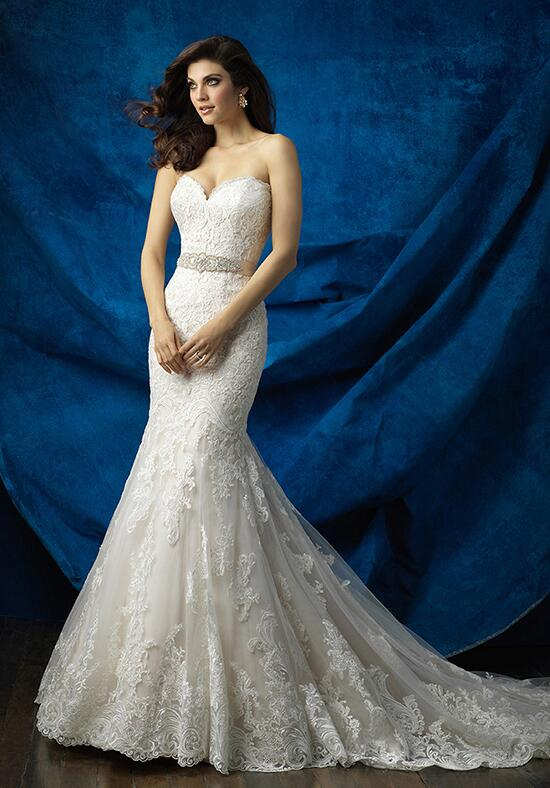 Allure Bridals 9368 Wedding Dress photo