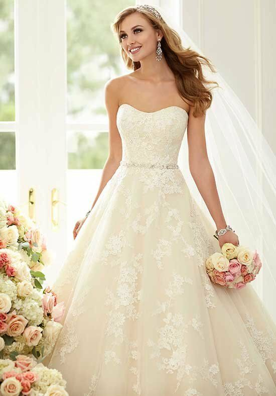 Stella York 6130 Ball Gown Wedding Dress