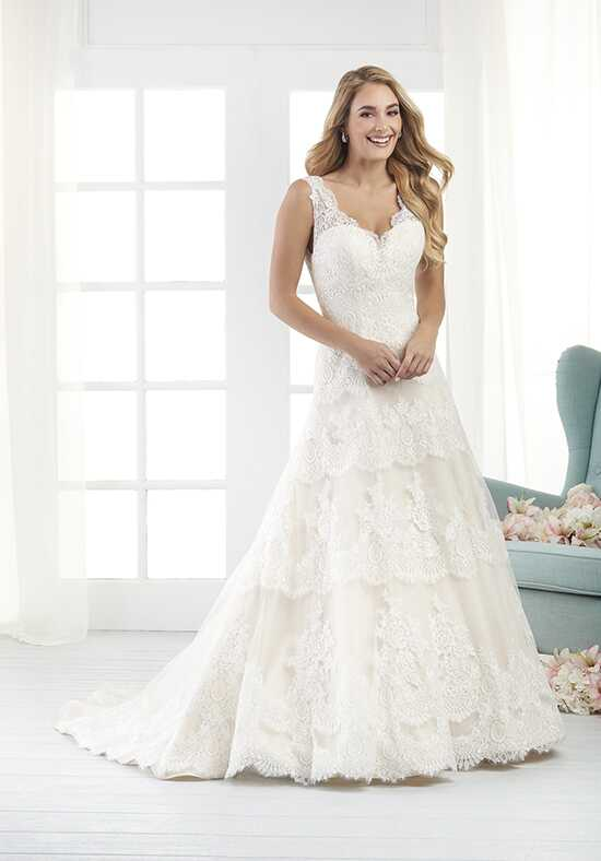 Bonny by Bonny Bridal 804 Ball Gown Wedding Dress