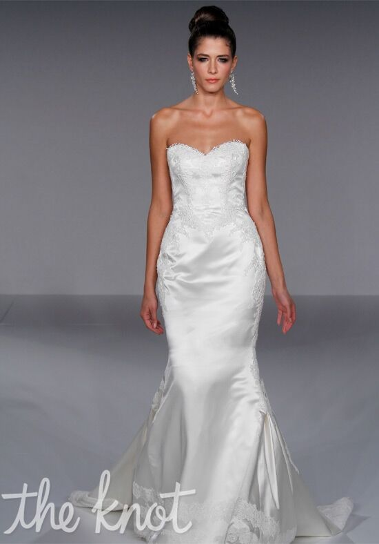 Priscilla of Boston (Gowns) 4506 Wedding Dress - The Knot